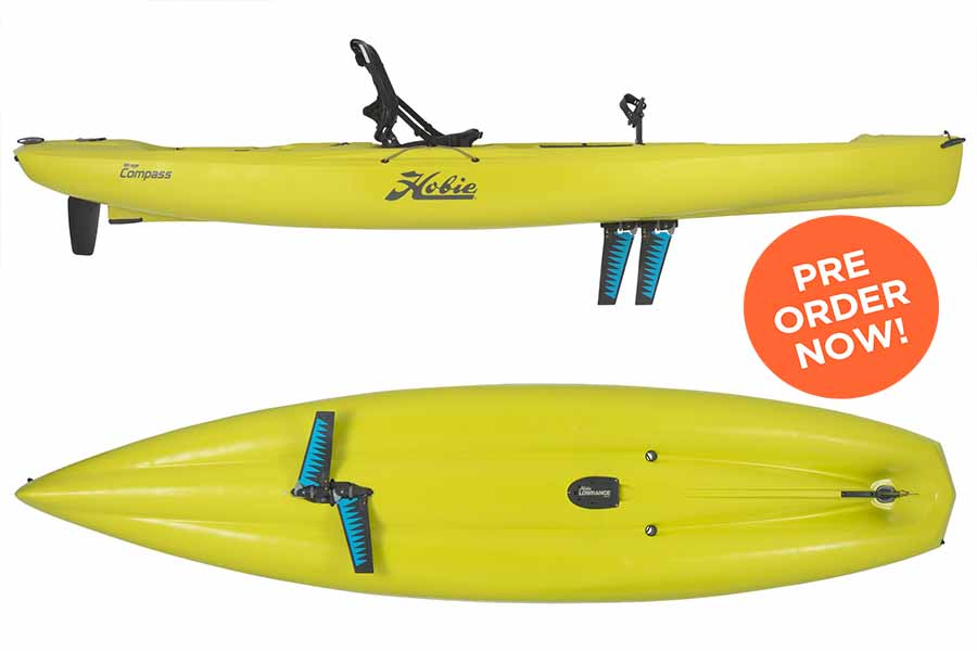Set your course with the new Hobie Mirage Compass | Blog
