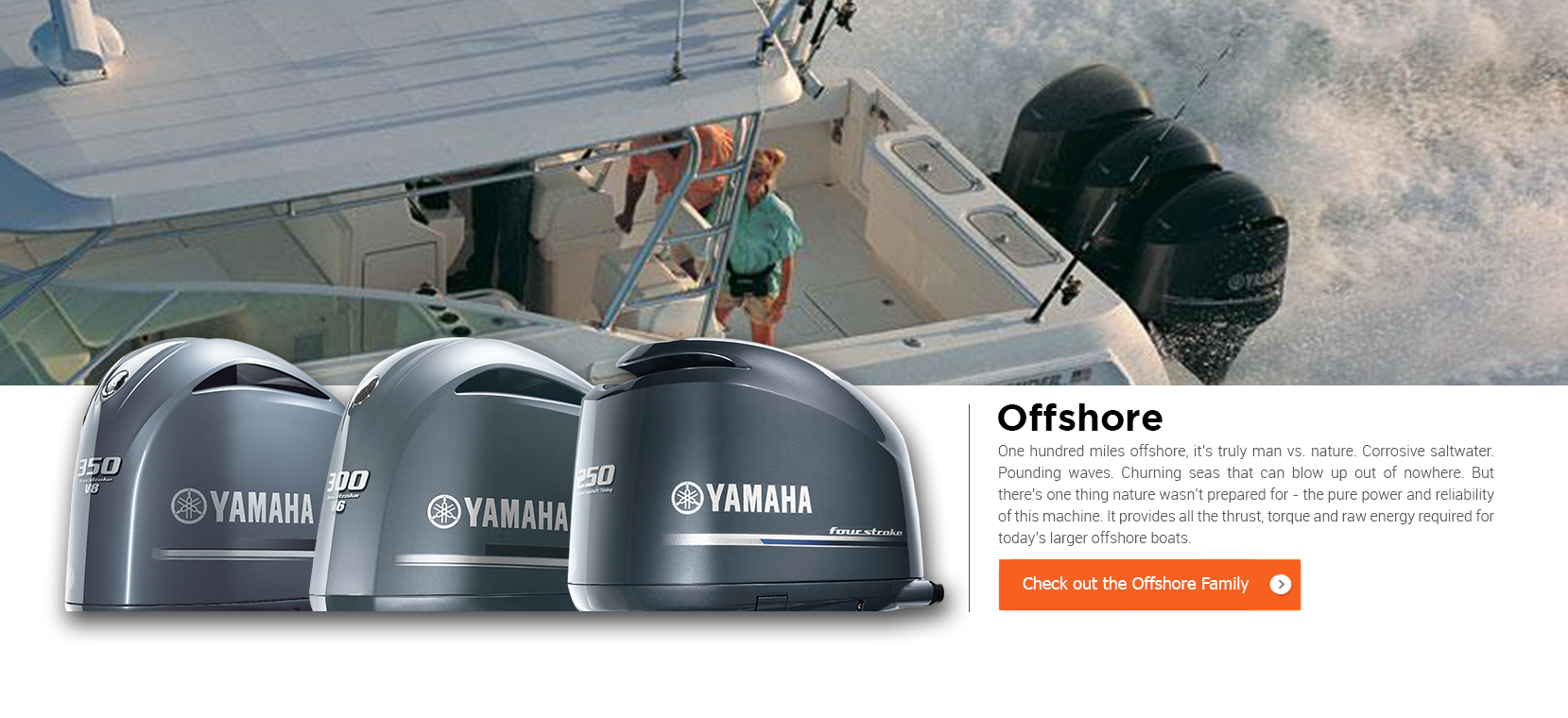 The Best Outboard Engines in one Place  | Blog | Nautical