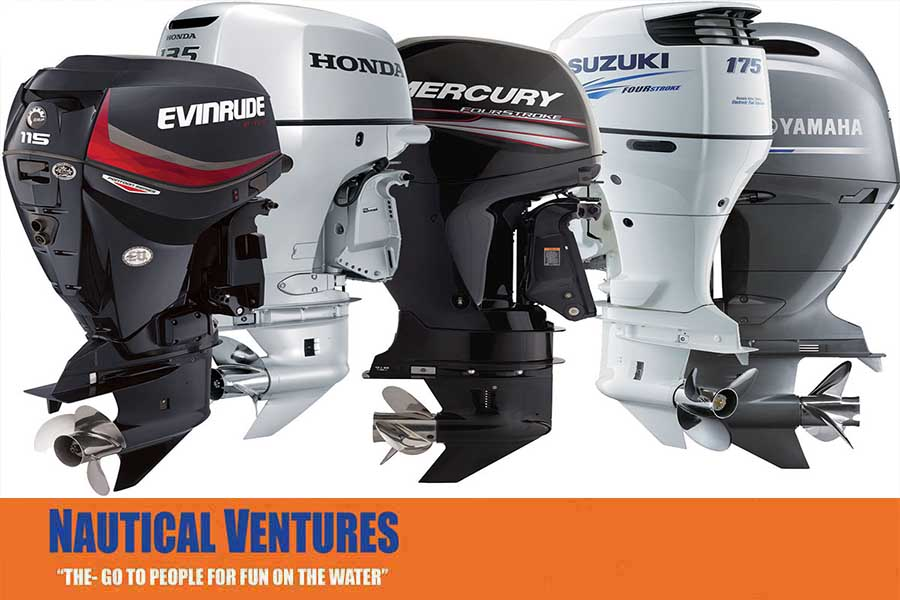 The Best Outboard Motors Reviews | Blog | Nautical Ventures