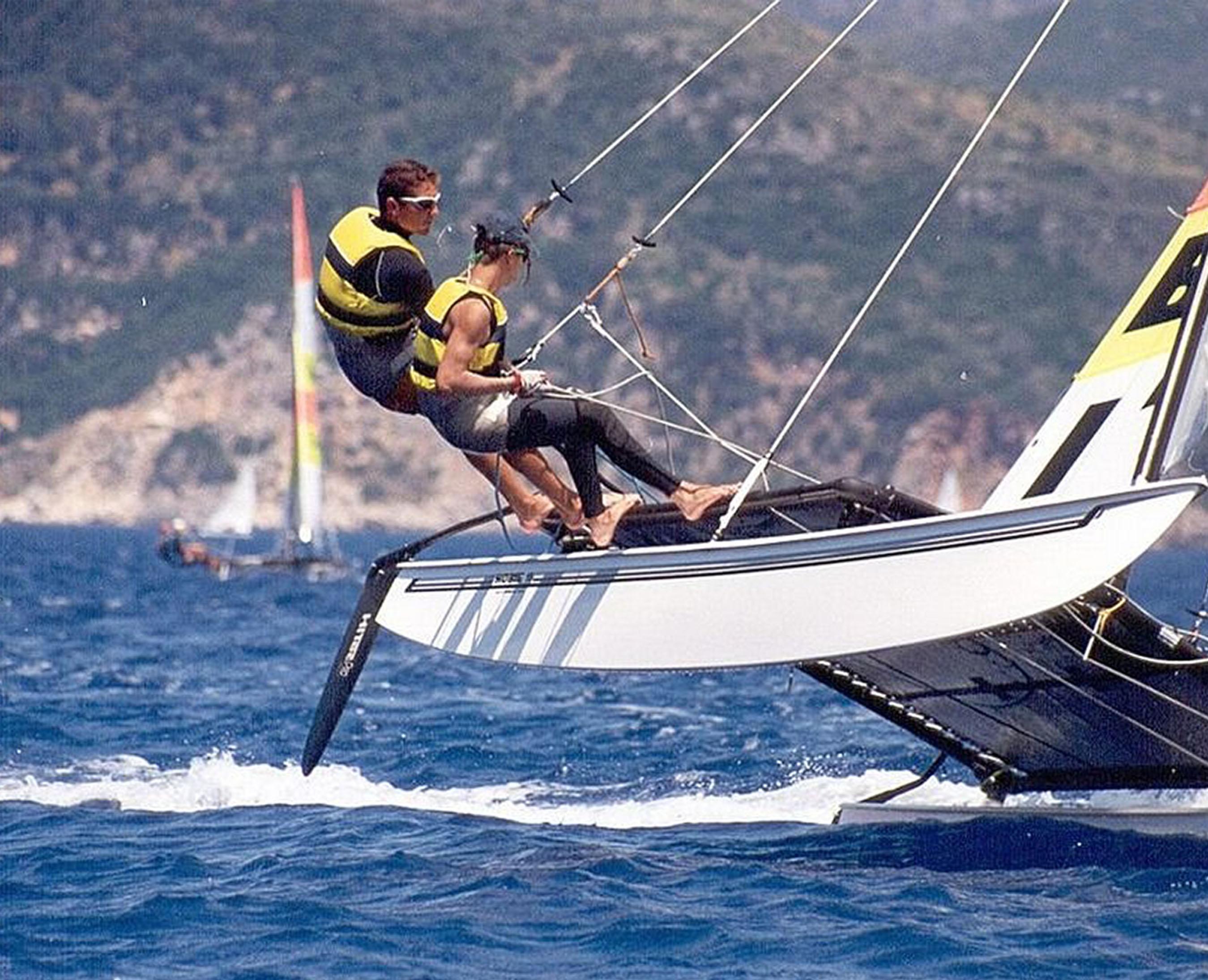Hobie Cats – A Modern Clic | Blog | Nautical Ventures | Nautical