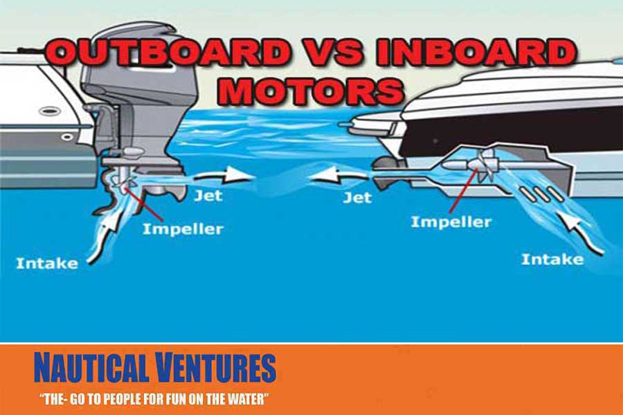 Inboard Versus Outboard Motors: Which Option Is Best for You? | Blog