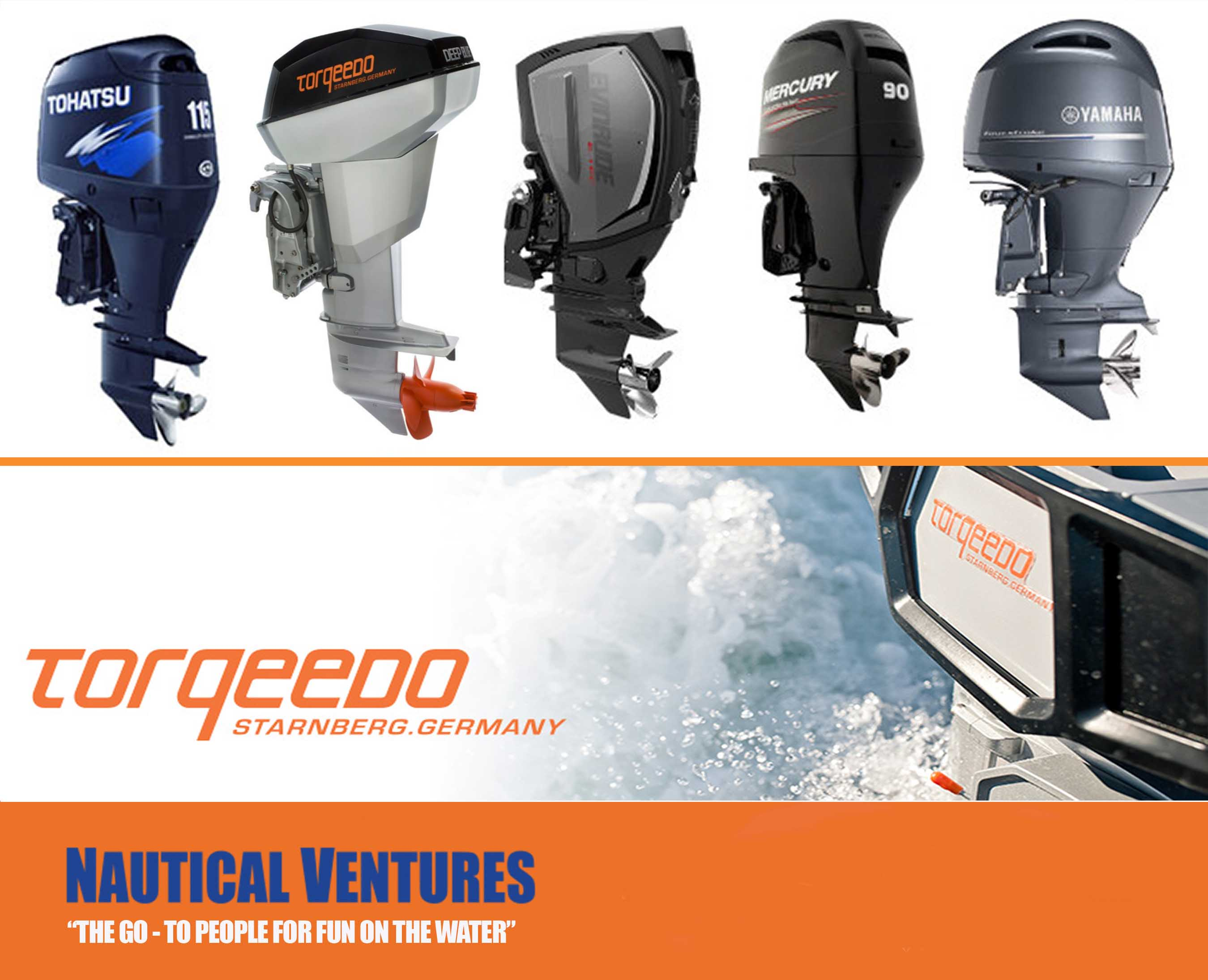 The best outboard engines in one place blog nautical for What is the best outboard motor