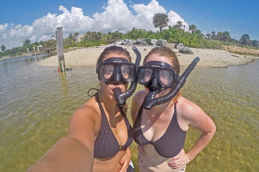 Peanut Island Named Among Top 12 Snorkel Spots In America Blog Snorkeling The Beautiful Palm Beaches