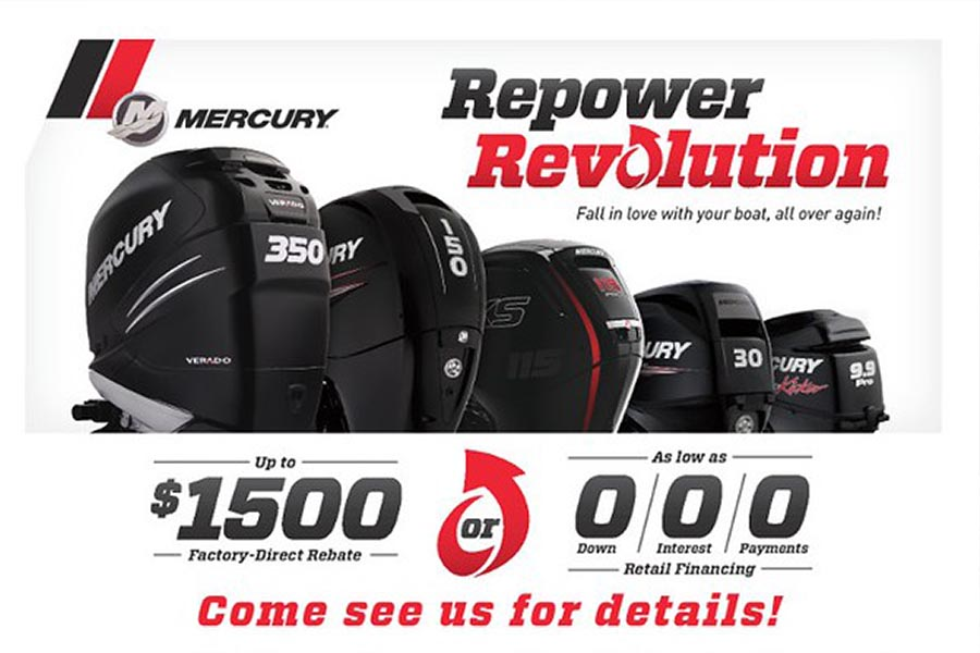 Repower Revolution Mercury Outboard Engine Blog