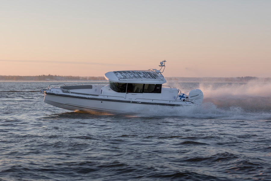 Axopar 28 Cabin Boat | Boats For Sale In Palm Beach FL | Nautical Ventures