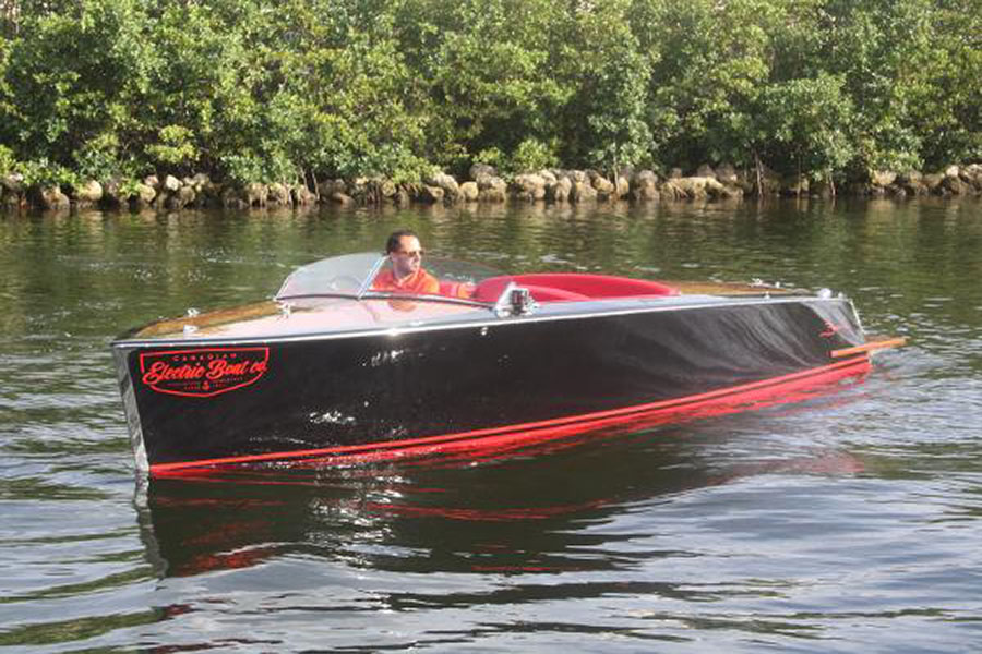 Bruce 22 Electric Boat For Sale Boats For Sale Miami Palm Beach