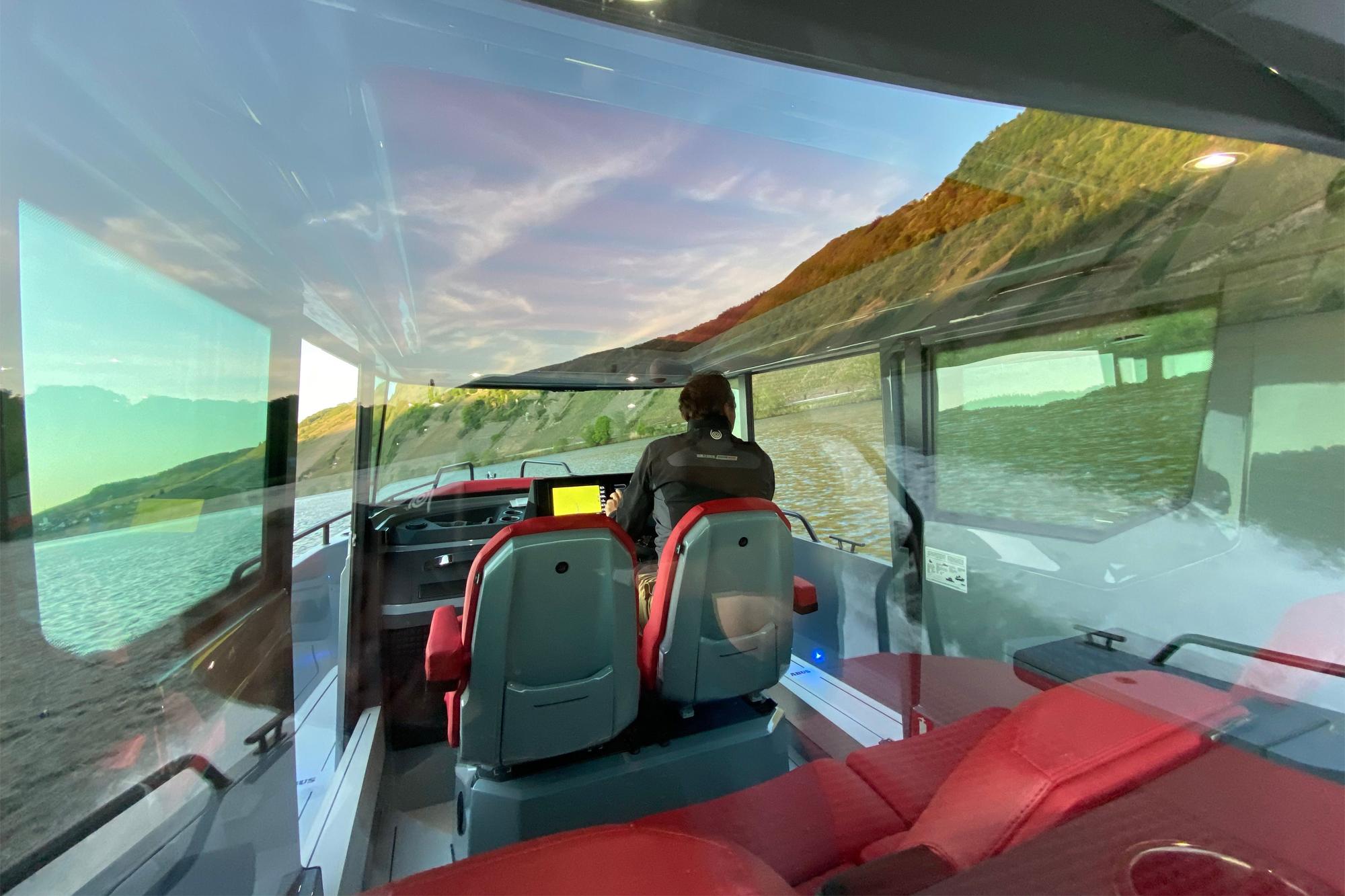 Brabus Shadow 500 Cabin