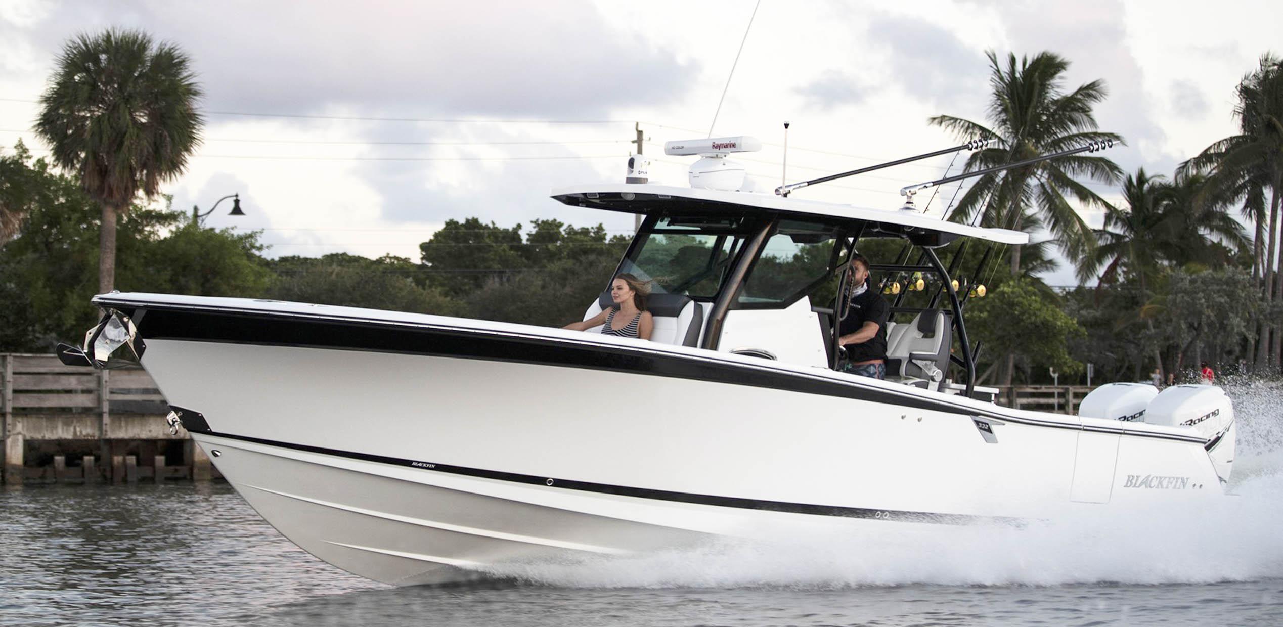 Blackfin Boat