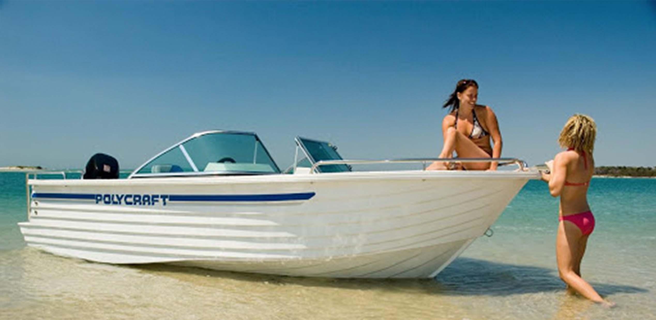 Polycraft Boats