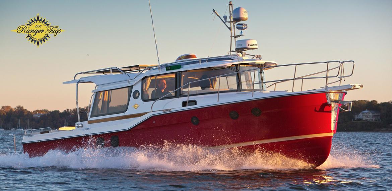 Ranger Tugs Boat