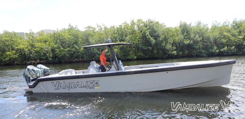 Vandalize boat-delaers