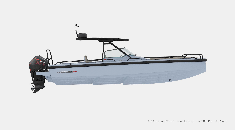 Brabus Shadow 500