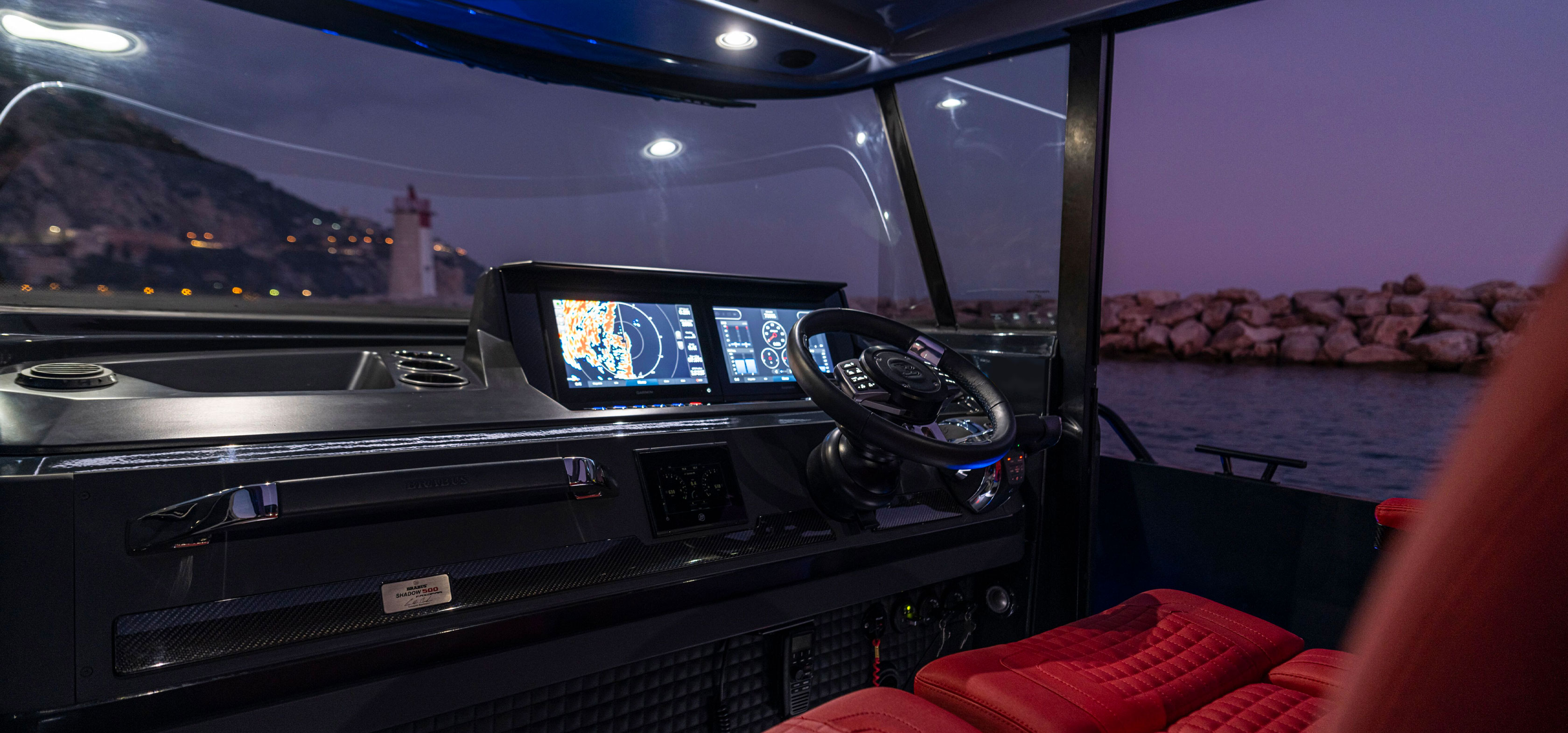 Brabus Shadow 500 Cabin Limited Edition