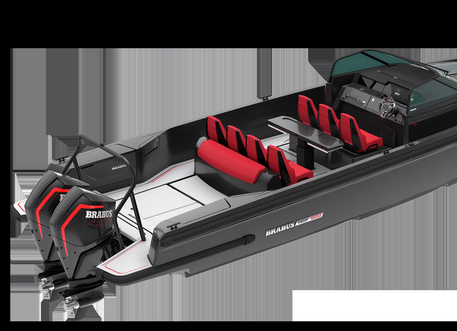 Brabus Shadow 900 Limited Edition