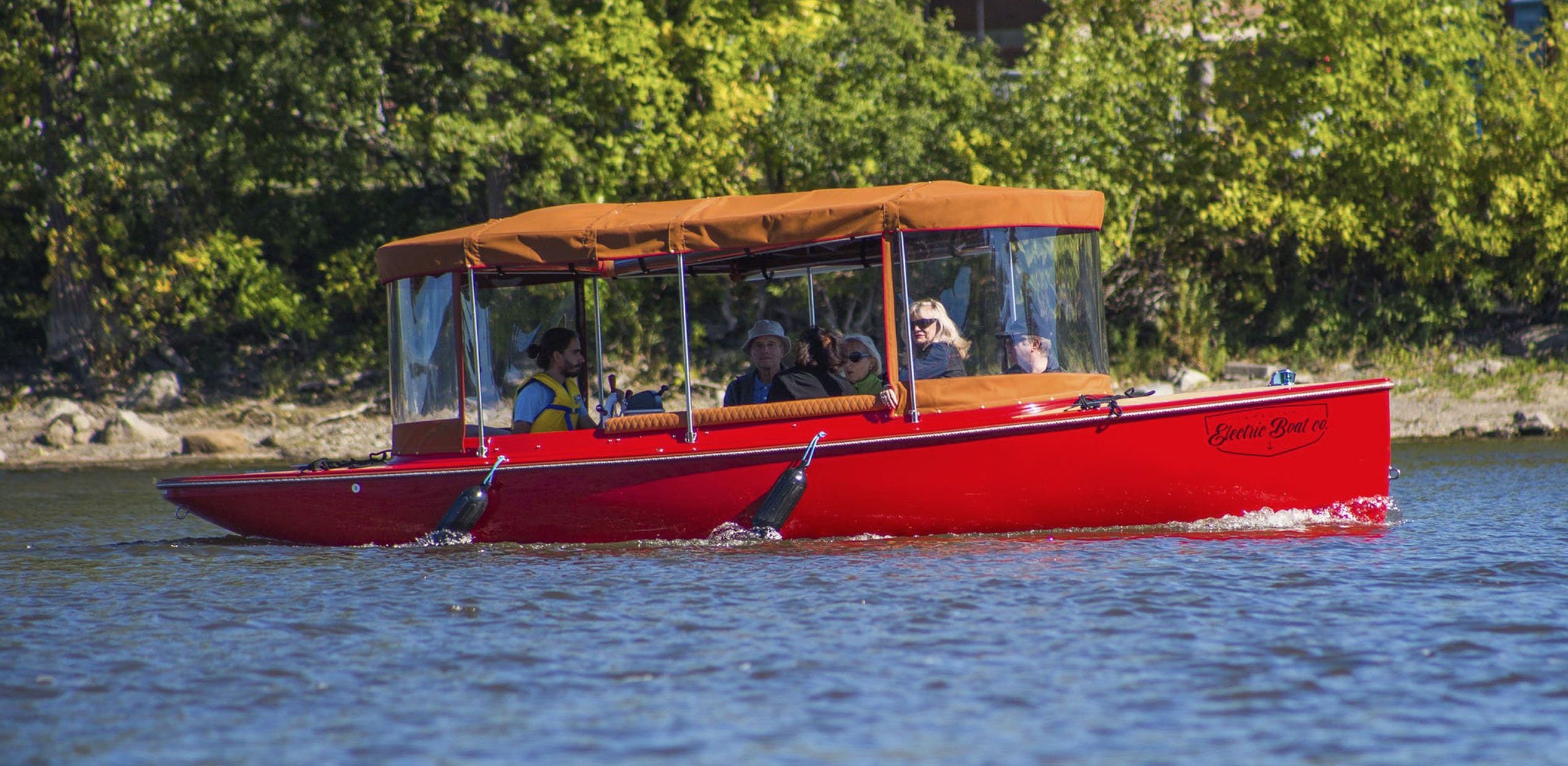 Canadian Electric Boats-3