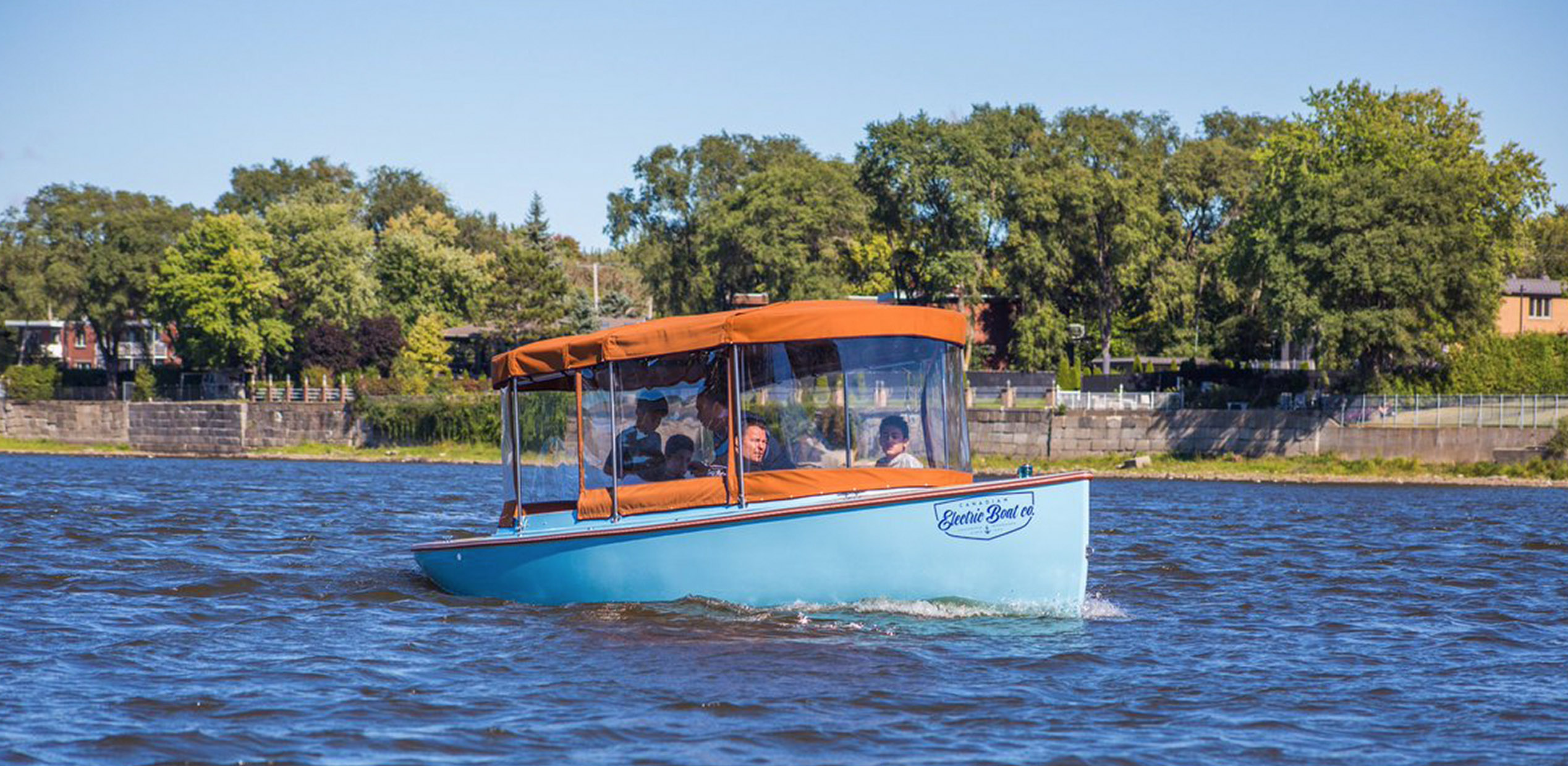 Canadian Electric Boats-4