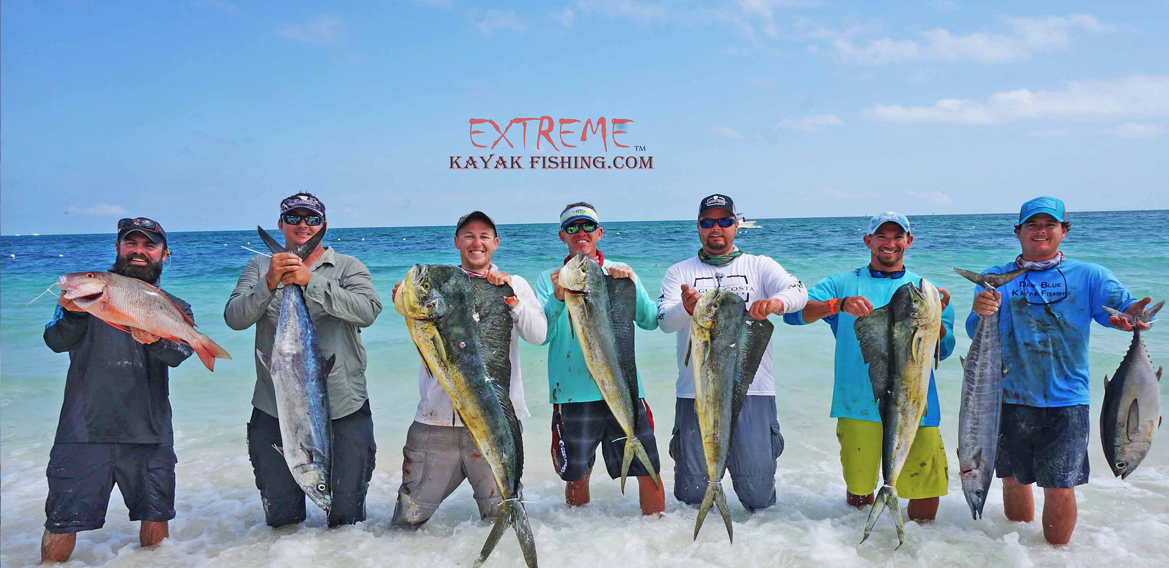 Extreme Kayak Fishing-Battle of Bahamas