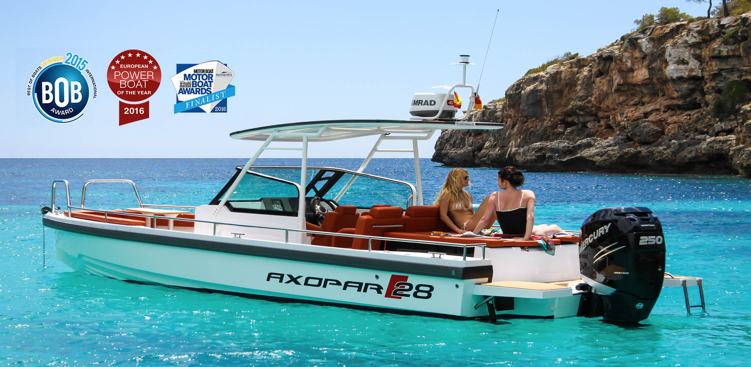 Axopar 28 Cabin Boat Boats For Sale Miami Amp Palm Beach