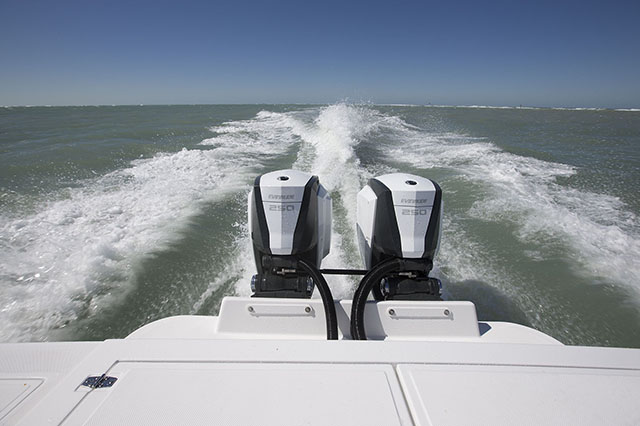 Evinrude® E-TEC® G2™   Nautical Ventures