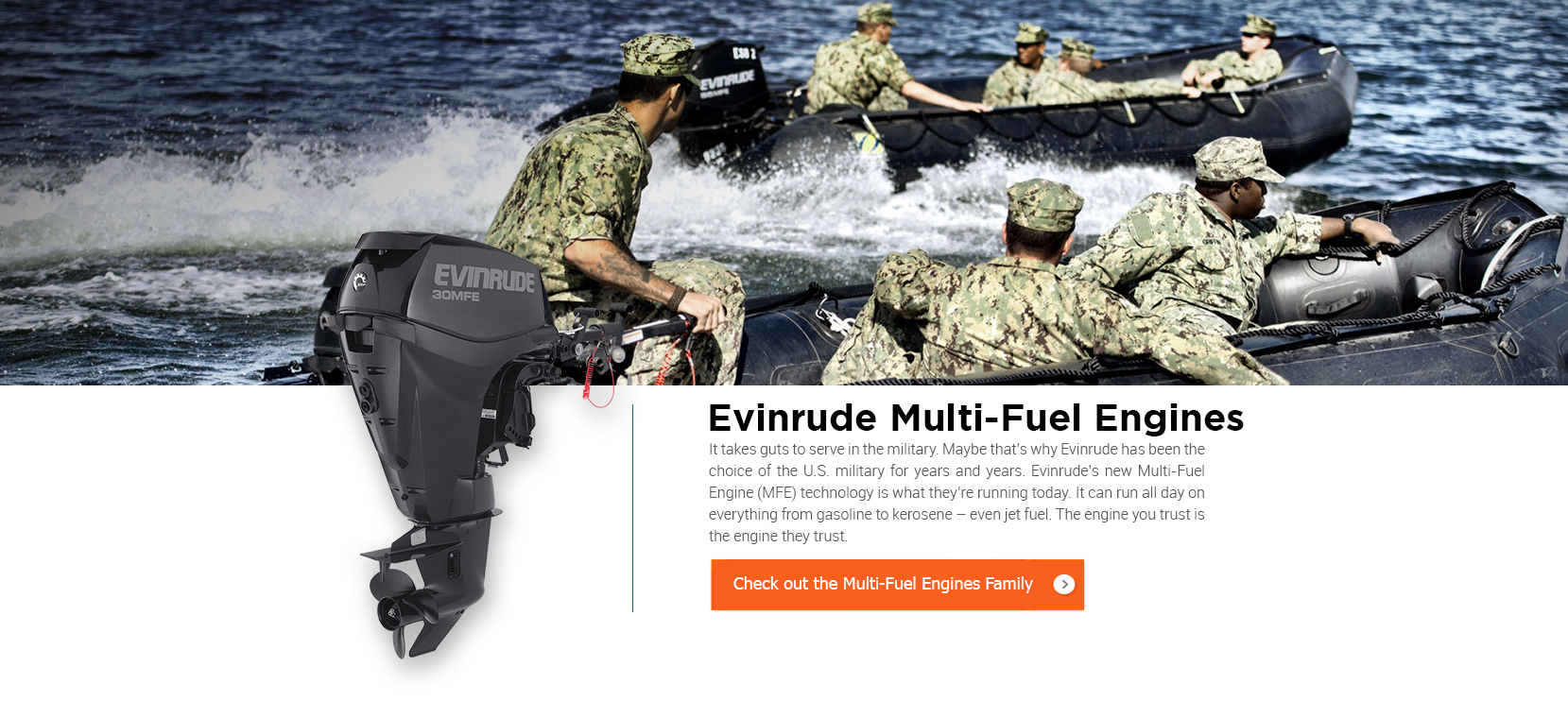 Evinrude Outboard | Nautical Ventures