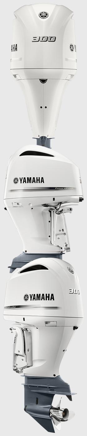 V6 4 2L 300 / 250 / 225 HP   Nautical Ventures