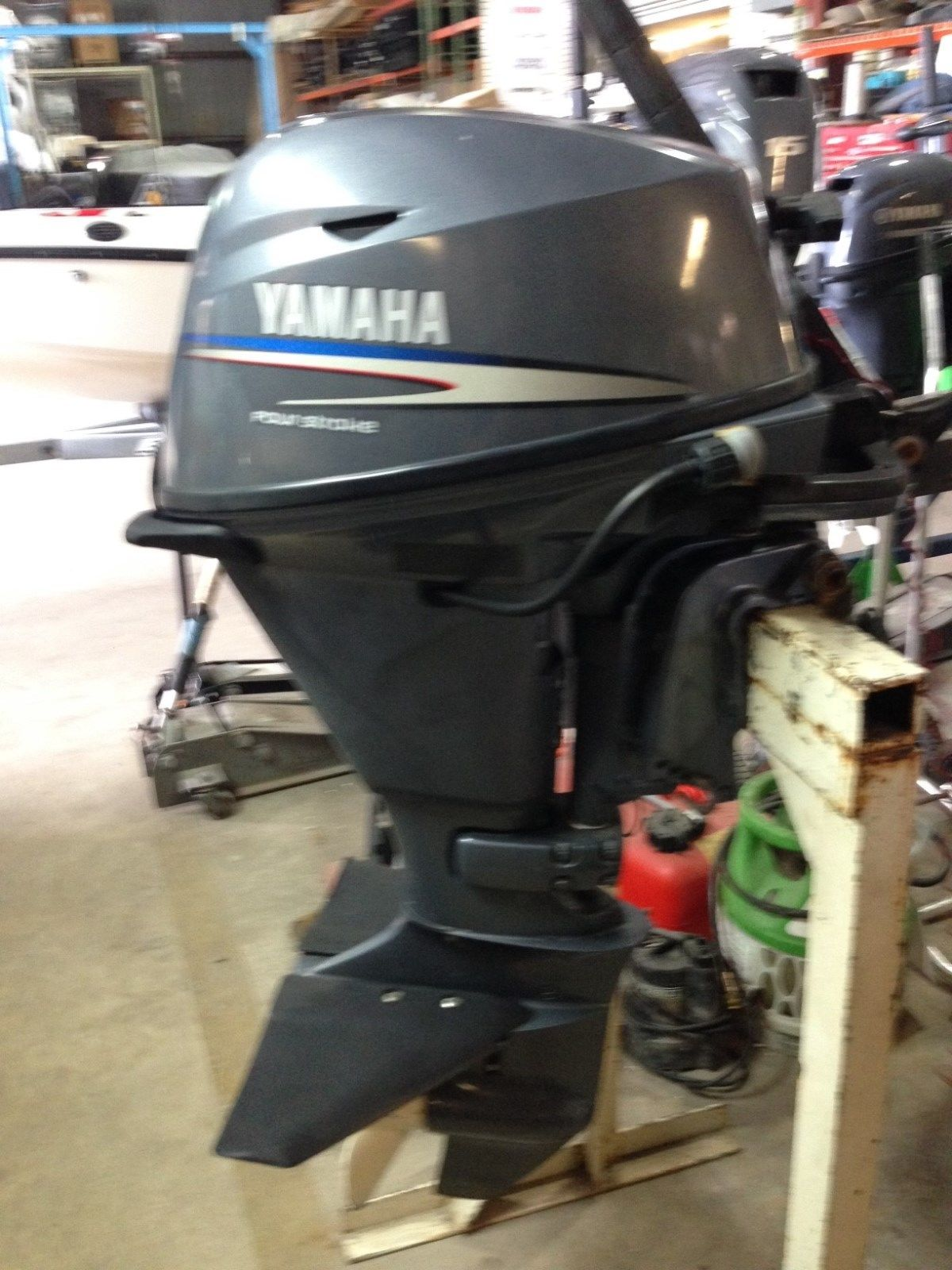 2010 Yamaha 20 Hp Outboard Motor 4 Stroke | Engines | Specials