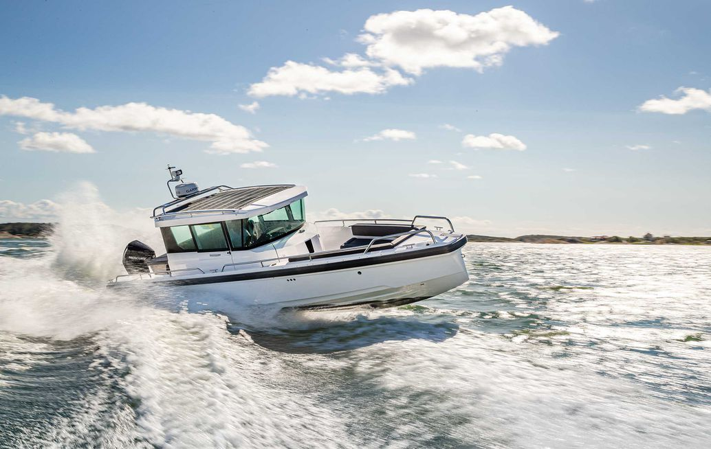 2020 Boat of the Year: Axopar 28 Cabin