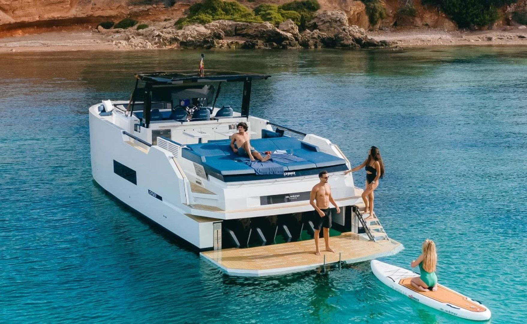 Take an inside look at the very first edition of our Owners DAY, the shipowners reunion which brought together the fleet in the crystalline waters of Formentera.