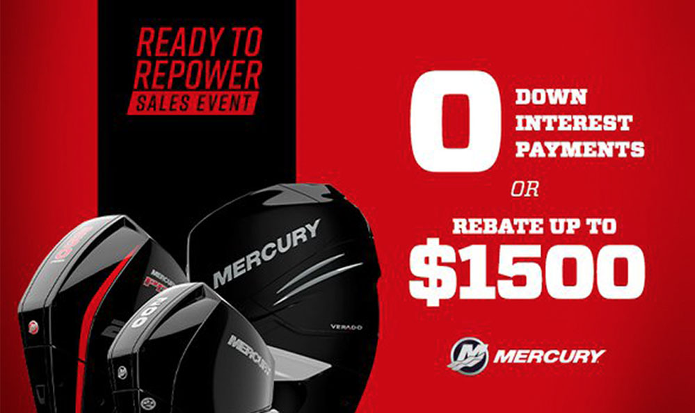Mercury 0 Down Payments or Rebate up to $1500