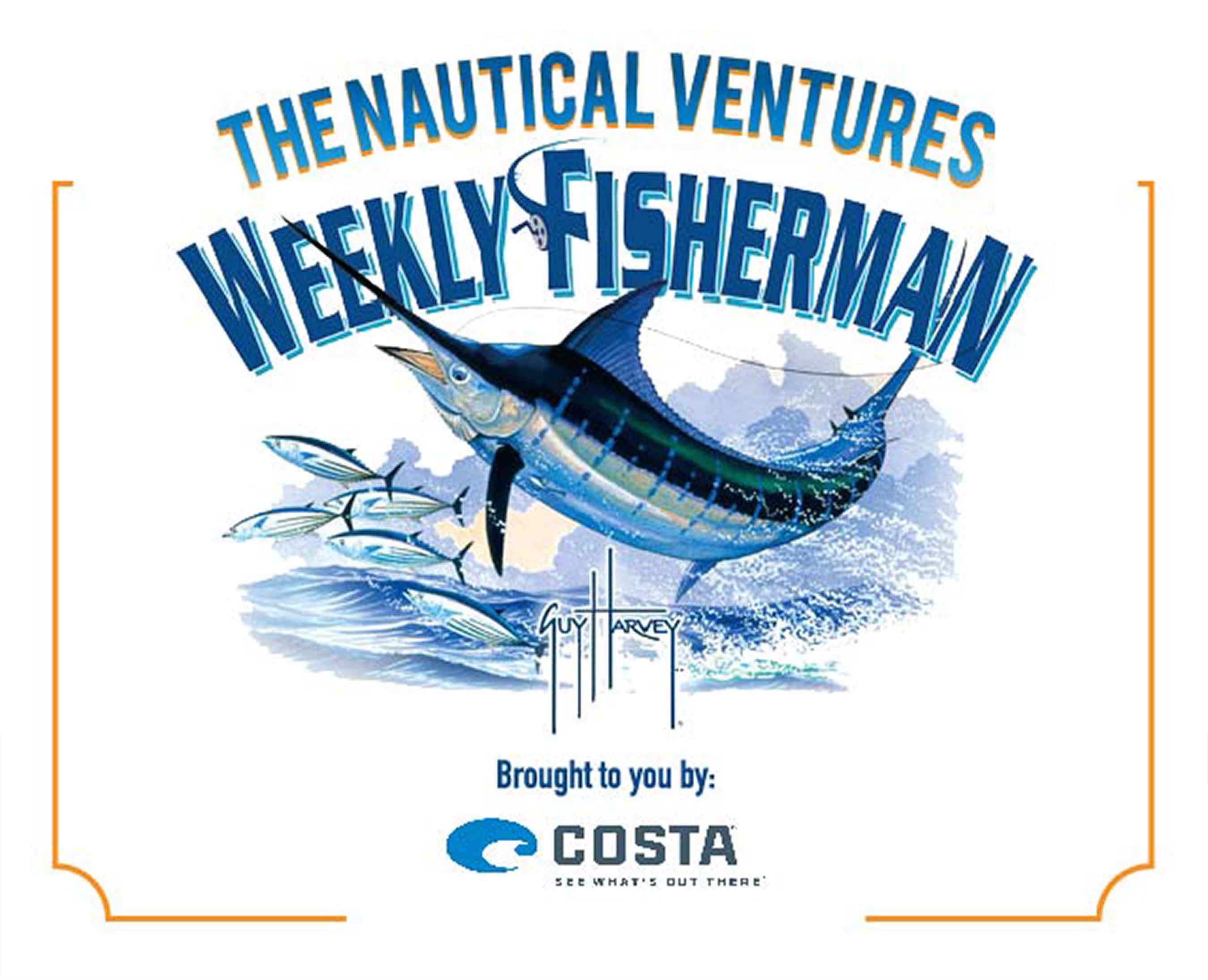 The Weekly Fisherman Show Podcast 01-06-17