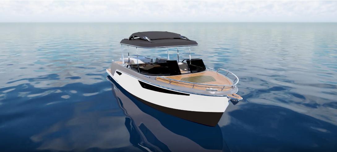 Alfastreet Marine 28 Cabin - The New Way of Comfort