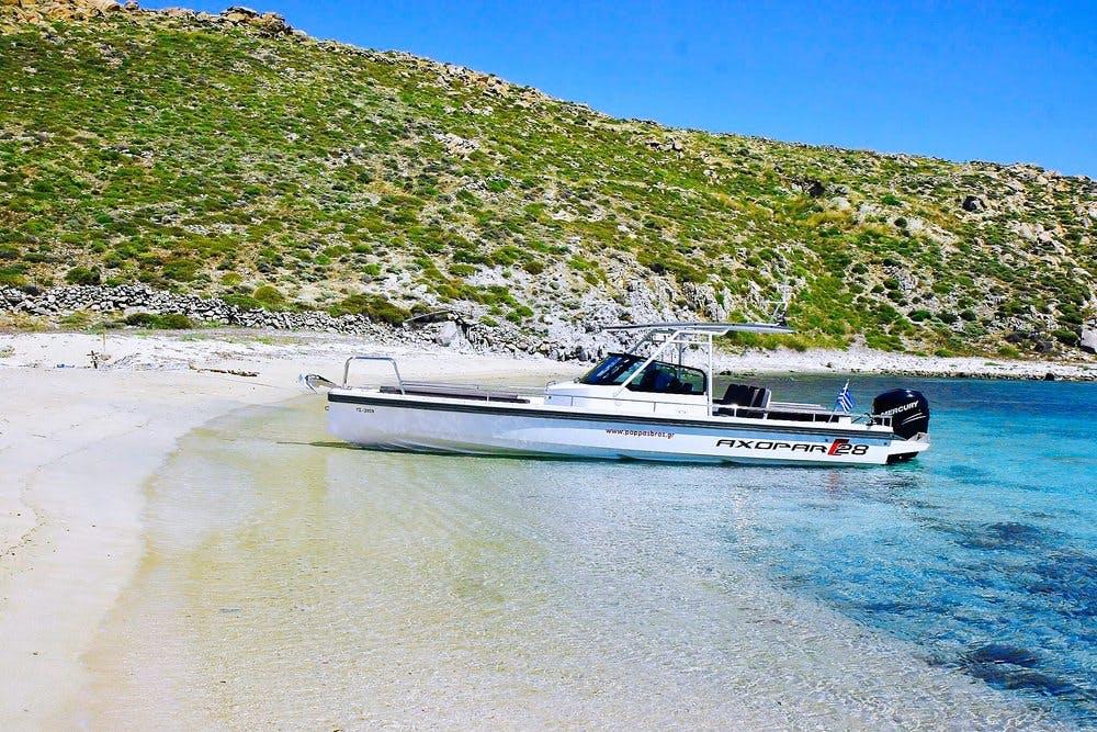 The secrets of Axopar Boats