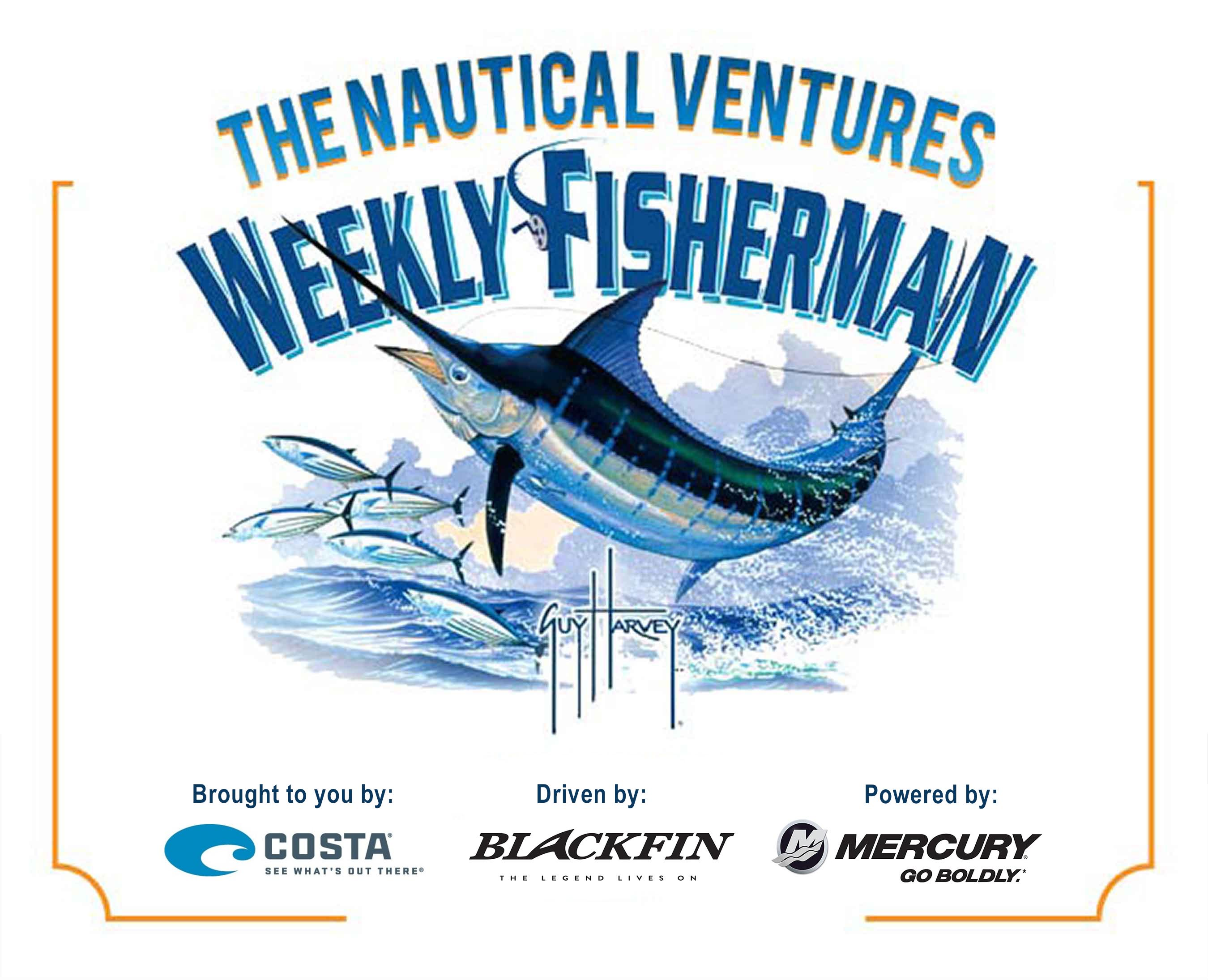 The Weekly Fisherman Show Podcast 07-07-18